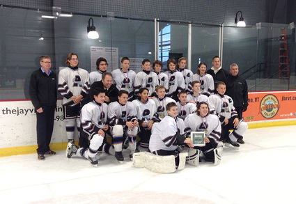 Chalk One Up For The Major Bantam Rapids Team Indian Time