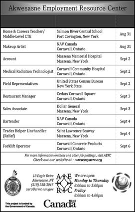 AERC Job Listings - Indian Time