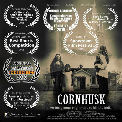DIRT MCCOMBER: LAST OF THE MOHICANS AND CORNHUSK FREE