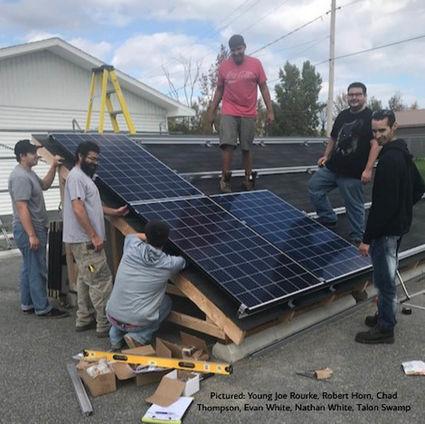Iohahi:io Students Working Towards Renewable Energy Careers